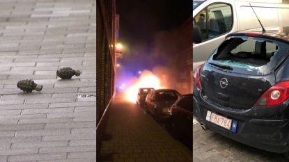 Nepgranaten, brandende auto's en explosieven: dit gebeurde de afgelopen 2 weken in Antwerpen-Noord