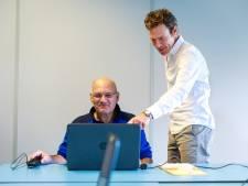 Werkse biedt potentiële werknemer extra steuntje in de rug