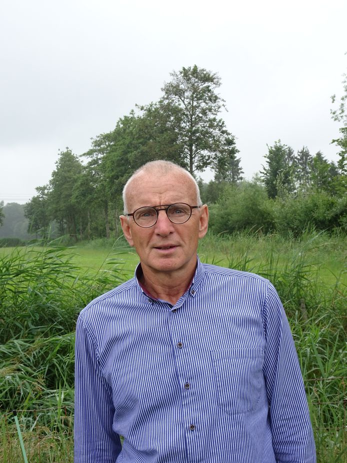 Kees Goos is sinds twee jaar voorzitter van de Dorpsraad Wijbosch. En hij woont nu ruim vier jaar in het dorp.