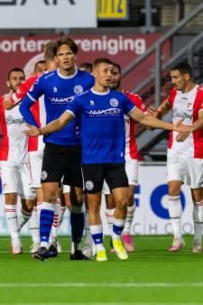 FC Den Bosch verliest wedstrijd en drie spelers in Emmen