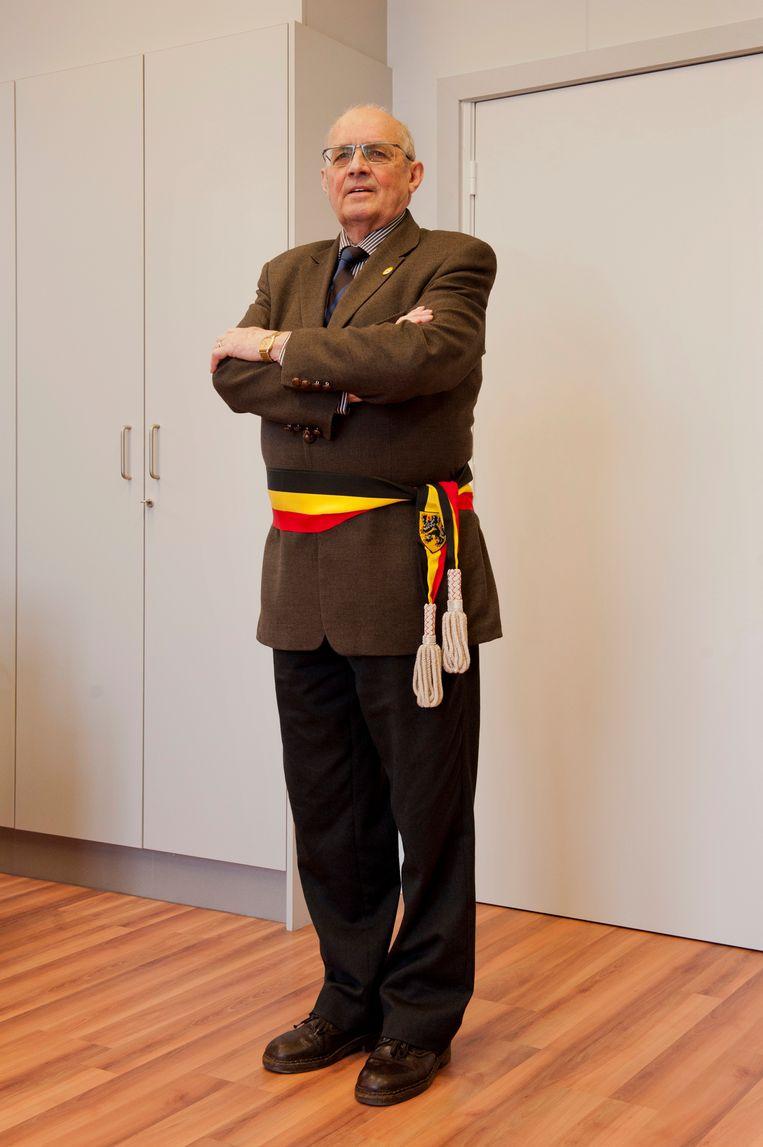 Burgemeester Dirk Cardoen