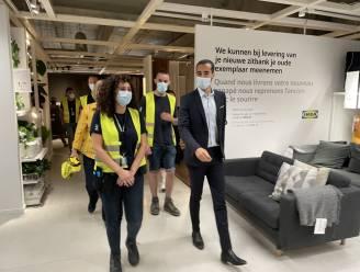 """IKEA zet voortaan ook vluchtelingen aan het werk: """"Hoop hier door te kunnen groeien"""""""