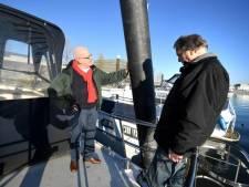 Arnhemse jachthaven weer door tanker geraakt