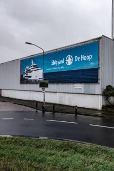 Scheepswerf De Hoop in Tolkamer failliet, 97 mensen op straat: 'We waren booming tot de wereld in maart 2020 ineens op slot ging'