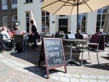 Rookvrij terras rukt op in Zutphen