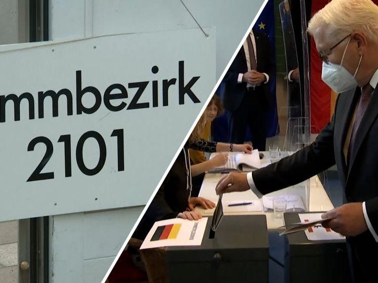 Duitse stemlokalen open: 60,4 miljoen mensen mogen stemmen