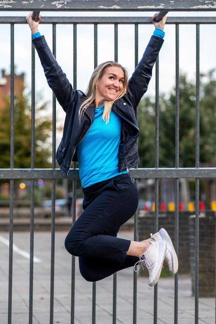 Sportpsycholoog Afke van de Wouw (47).