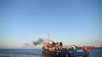 Hulporganisatie Sea-Watch in beroep tegen strengere veiligheidseisen