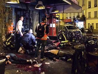 Twee schokkende beelden die de absolute gruwel net na de aanslagen tonen