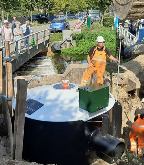 Lift helpt vissen in Vorstenbosch en geeft zicht op waterkwaliteit