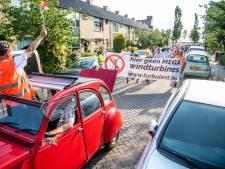 Dorpsraden manen raadsleden Alphen: 'Zeg nee tegen windmolens'