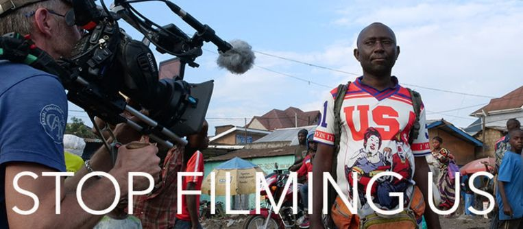 Documentaire 'Stop Filming Us' van Joris Postema. Beeld RV