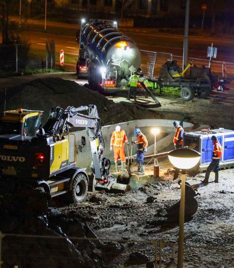 Opnieuw riool naar Arnhem kapot: poep en plas uit Heteren en Driel moet per 'vrachttaxi' naar Zetten