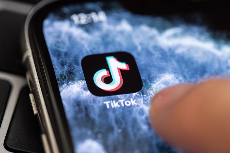 Jongeren worden via sociale media als Instagram, Snapchat en TikTok aangemoedigd om 'opdrachten van zelfbeschadigend gedrag uit te voeren. Beeld EPA