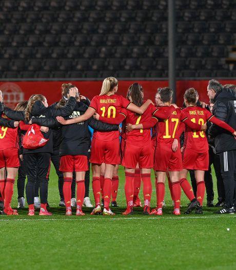 Qualifications pour le Mondial 2023: un duel capital pour les Red Flames en Norvège