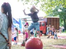 Spelen voor de Speelgoedbank in Wageningen