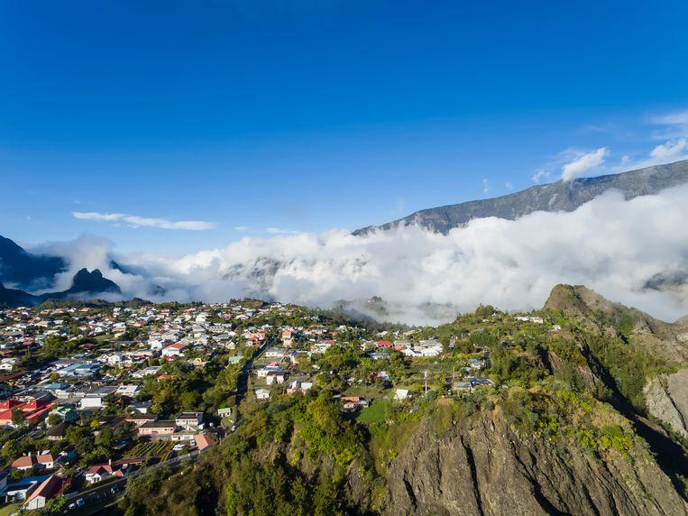 Réunion, een Frans overzees departement ten oosten van Madagaskar. Beeld Getty Images/Westend61