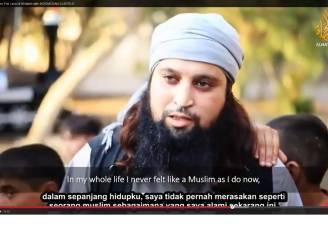 Vlaamse IS-strijder doet de groetjes in propagandafilm