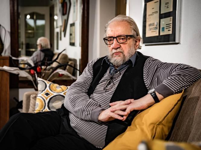 """ANNO 2021. Schrijver Walter van den Broeck (79): """"Ik leid eigenlijk permanent twee levens"""""""
