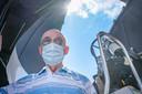 zonsverduistering MIRA Grimbergen: pater Ton  komt liefst meermaals per week langs