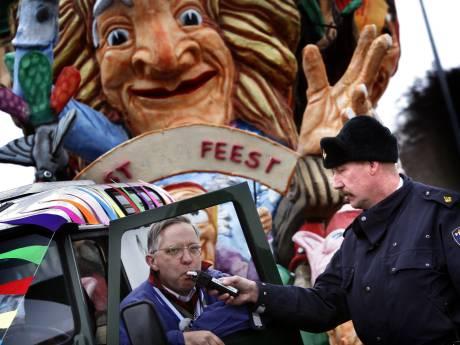 Alcoholtest voor bestuurder carnavalswagen: van 'meer dan terecht' tot 'geen aanleiding toe'