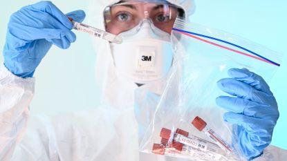 OVERZICHT. Nog gemiddeld 84 besmettingen met coronavirus per dag, opnieuw stijging tegenover week geleden