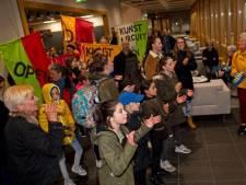 Cursisten en docenten Deventer Kunstcircuit kunnen blijven aan Keizerstraat