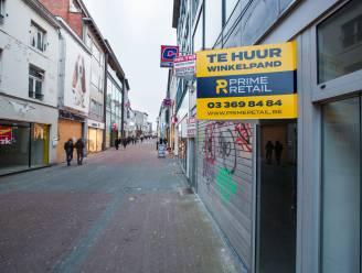 Vlaamse winkelstraten bruisen steeds minder en Hasselt spant de kroon
