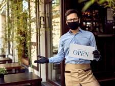 Een restaurant openen in coronatijd: 'Voelt als Monopoly, net begonnen en alweer terug naar start'