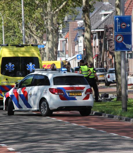 Man gewond bij ongeval in Rijssen