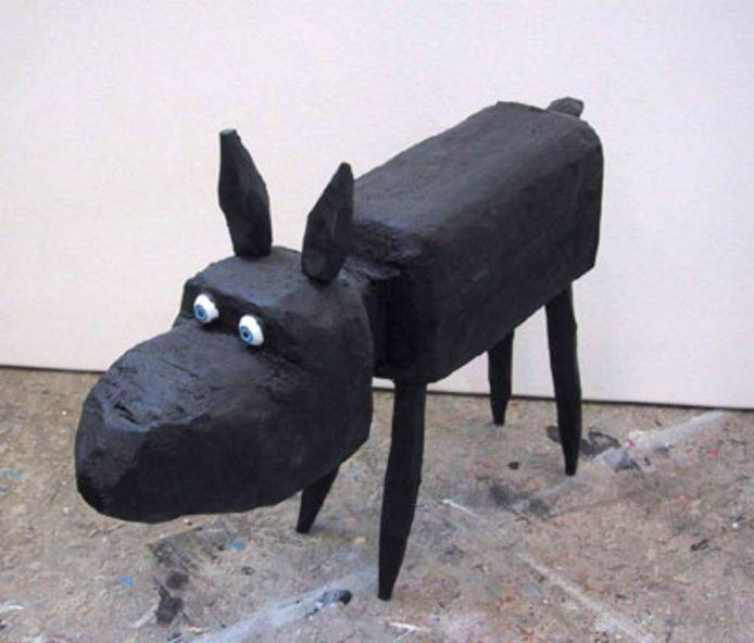 De hond uit 'Art is a dog'