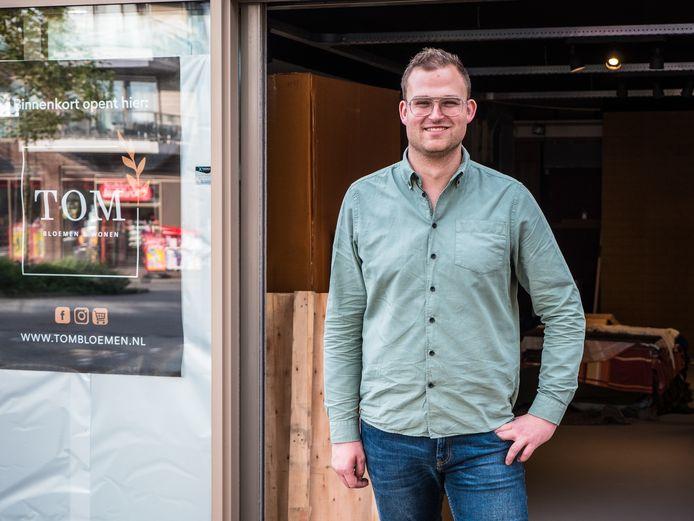 Tom ten Thije opent op 9 oktober Tom Bloemen & Wonen in Enschede