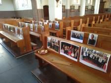 Ruim 200 selfies voor in de kerkbanken in Kerkdriel