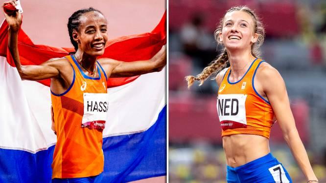 Europese atletiekawards: Sifan Hassan en Femke Bol maken kans op fraaie ereprijzen