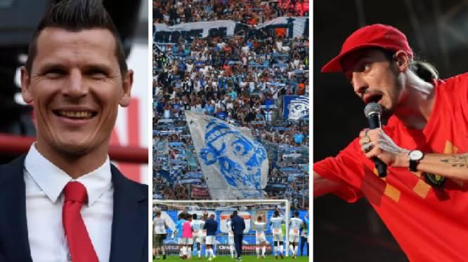 """Romeo Elvis aux côtés de Drogba, Nasri, Tony Parker et Teddy Riner: un """"match des héros"""" alléchant à Marseille"""