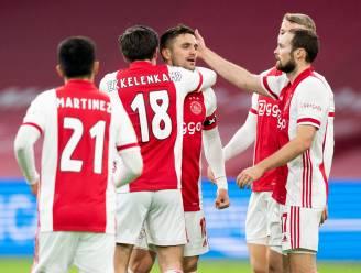 5-4! Ajax trekt aan het langste eind in onwaarschijnlijk spektakelstuk tegen Utrecht