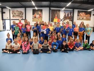 Dans- en rope skippingclub Moving verwelkomt zeshonderdste lid