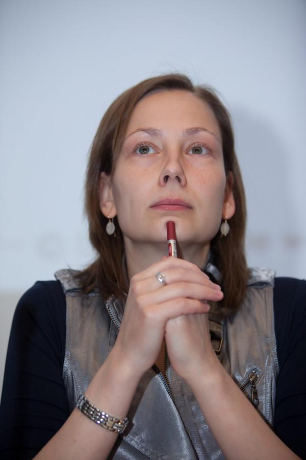 Inge Vervotte.