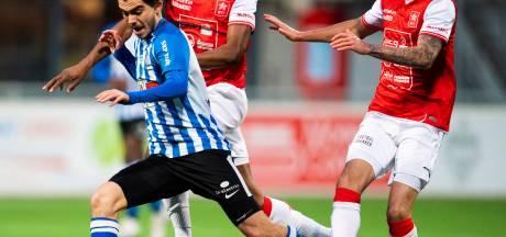 FC Eindhoven zonder Pozo naar Dordrecht voor keldertreffen: klimmen of verder afzakken?