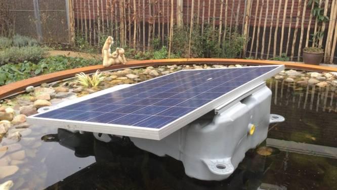 Achterhoeks bedrijf legt drijvend zonnepark aan