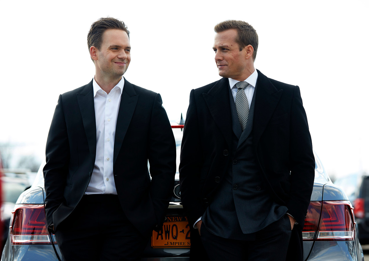 Het laatste seizoen van Suits staat sinds deze week op Netflix.