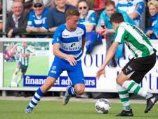 Jong PEC Zwolle loopt na titel tegen beloften Cambuur ook beker mis: 1-3