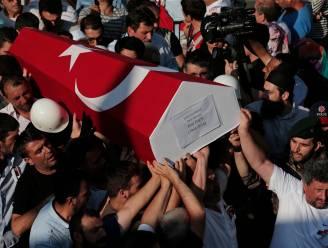 Geen religieuze begrafenis voor gedode opstandelingen tijdens Turkse staatsgreep