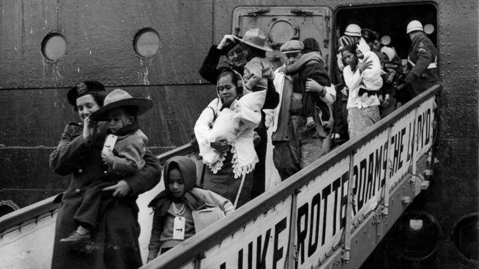 Molukkers arriveerden 70 jaar geleden in Nederland