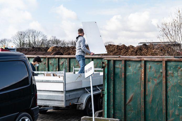 De stad Sint-Truiden organiseert bijna één maand lang een gratis grofvuil-moment voor alle Truienaars.