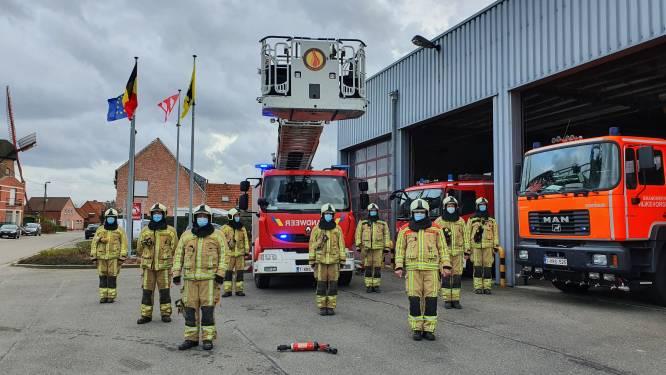 Brandweer organiseert twee infosessies om vrijwilligers aan te werven
