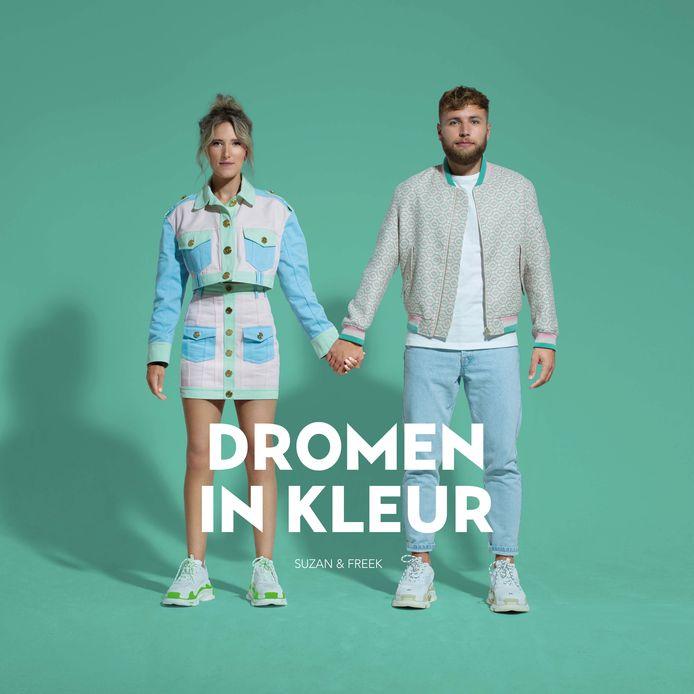 'Dromen in Kleur' heet het nieuwe album van Suzan en Freek.