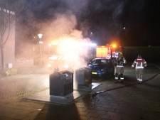 Vlaardingen opgeschrikt door verdachte containerbrandjes