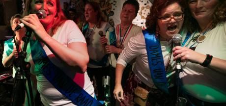 43ste Striepersgats Liedjesfestival is een 'feest van verbroedering'