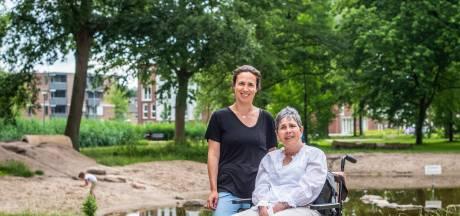 Babien is trots op haar moeder Margaret: 'MS is een rotziekte, maar ze geeft nooit op!'